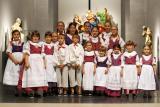 5.9.2014 večer na nám představila Kuřátka - taneční sekce
